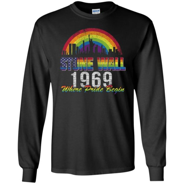 50th NYC Gay Pride LGBTQ Stonewall 50th Anniversary