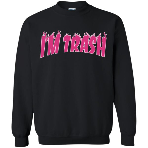 Tony Jefferson I'm Trash Thrasher