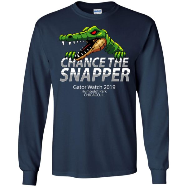 Chance The Snapper Gator Watch 2019 Humboldt Park Chicago