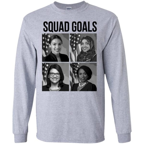 Squad Goals Women of Congress Feminist AOC