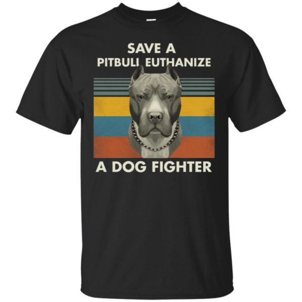 Save A Pitbull Euthanize A Dog Fighter