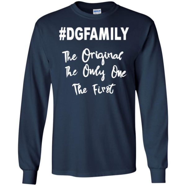 #DGFAMILY The Original The Only One The First