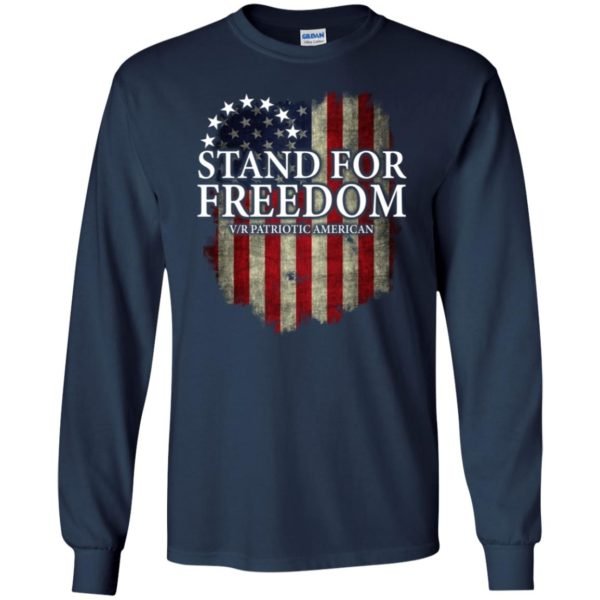 Nine Line Betsy Ross Flag Stand For Freedom
