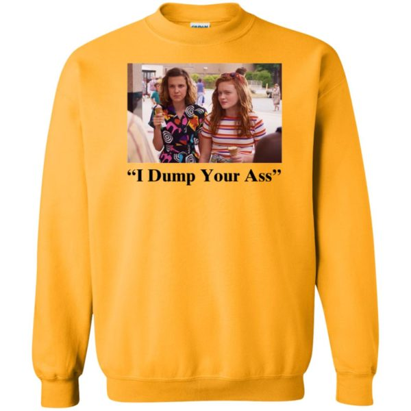 I Dump Your Ass Eleven Max Stranger Things 3