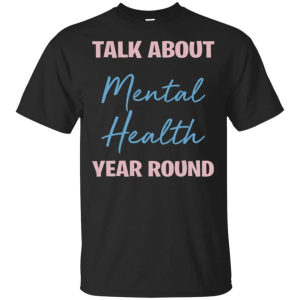 Buddy Project Talk About Mental Health Year Round