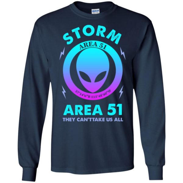 Alien Storm Area 51 They Can't Take Us All