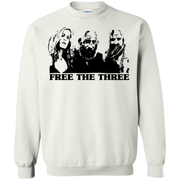 Free The Three 3 From Hell Rob Zombie Film