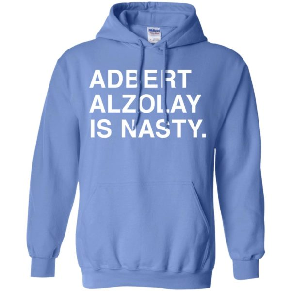 Alzolay Is Nasty