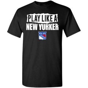 Play Like A New Yorker Shirt